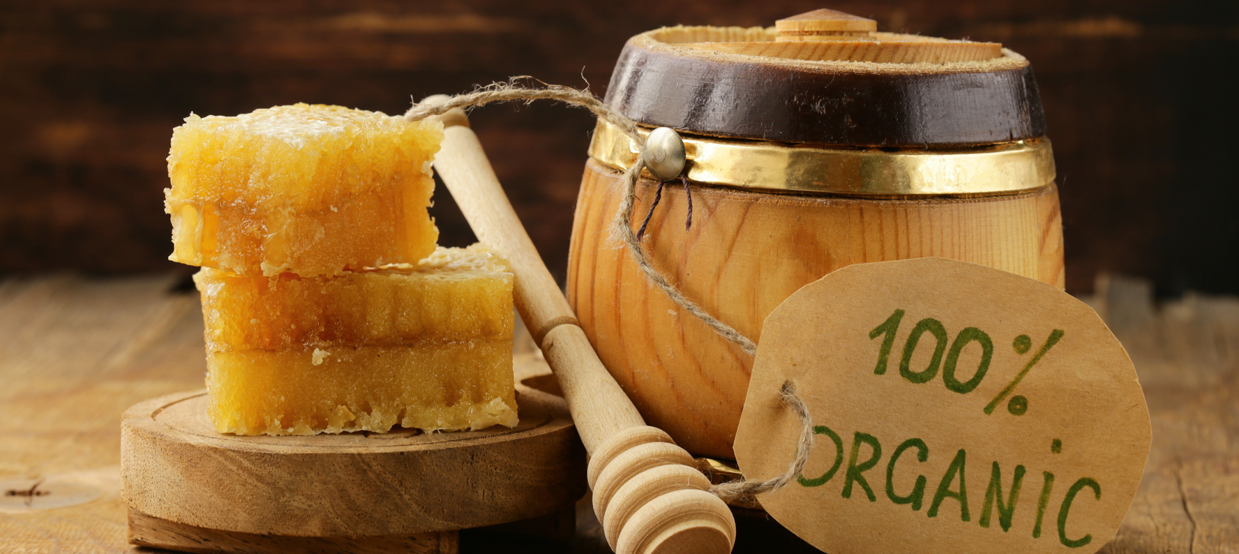 Beeswax is used in natural skin care products for its protectant and Antibacterial properties.